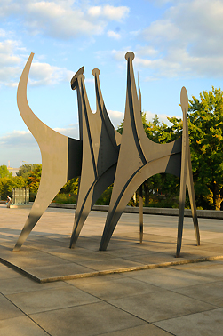 Japan Photo | Alexander Calder - US American sculptor