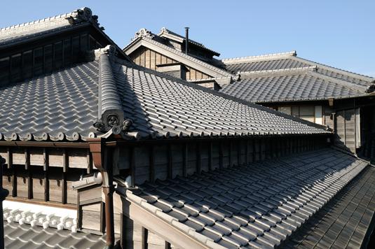 Japan photo archiv hausdach yane japanisches wohnen for Japanisches dach