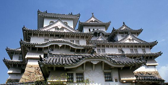 Japan Photo  Himeji-jou 姫路城 Shirasagi-jou 白鷺城 Japanese castle