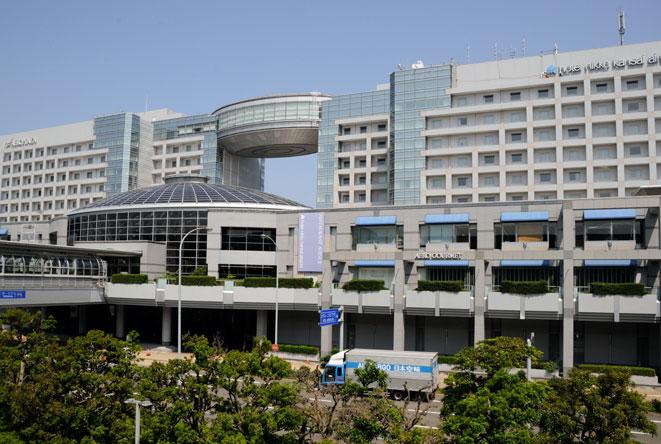 Hotel Nikko Osaka To Kansai Airport