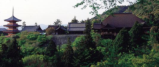Resultado de imagen de Kiyomizu-Dera architecture