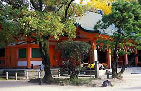 Japan Photo  Sumiyoshi-jinja 住吉神社 Japanese Shinto shrine ...